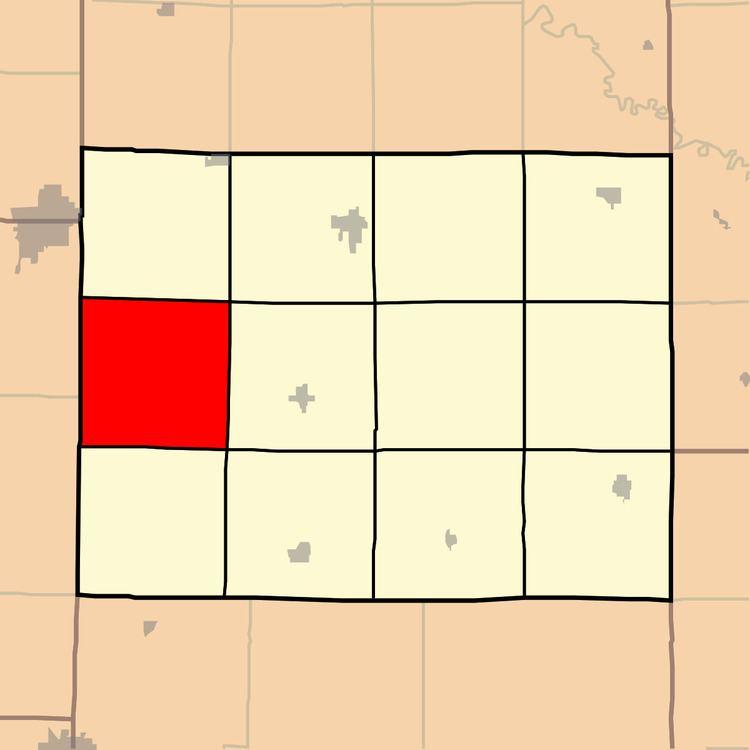 Mirabile Township, Caldwell County, Missouri