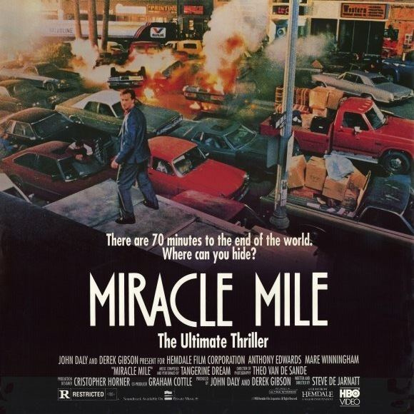 Miracle Mile (film) Miracle Mile An Analysis of a Cult Film and a Discussion with