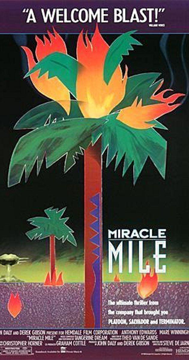 Miracle Mile (film) Miracle Mile 1988 IMDb