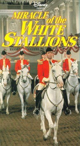 Miracle of the White Stallions Amazoncom Miracle of the White Stallions VHS Robert Taylor