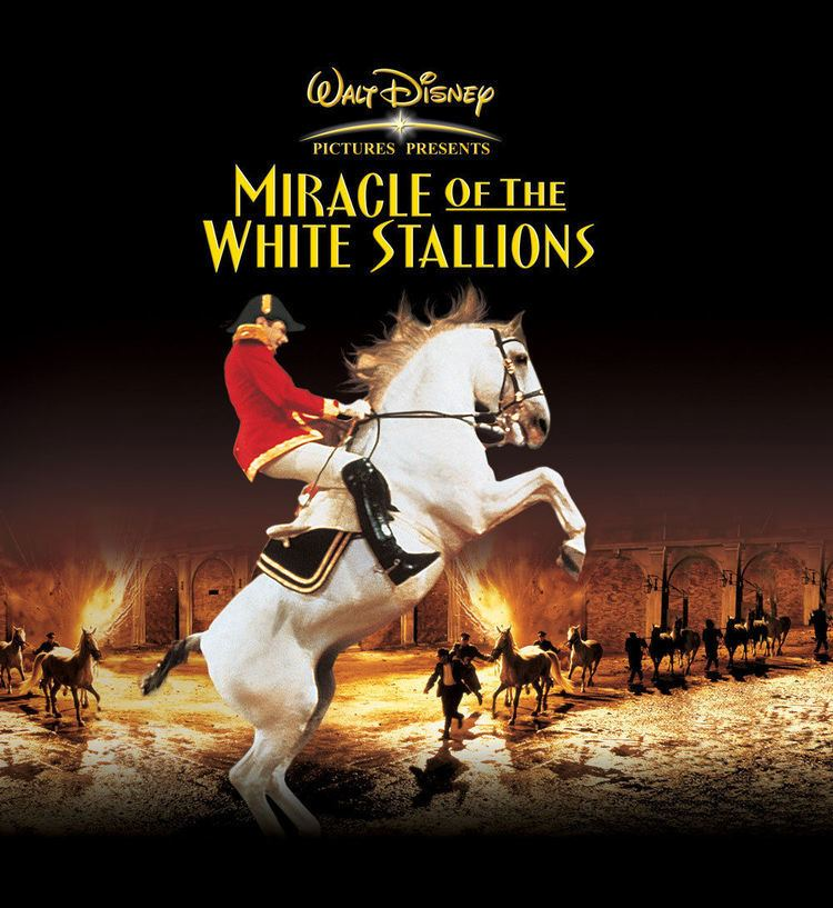 Miracle of the White Stallions A Look Back at Disneys Miracle of the White Stallions and the
