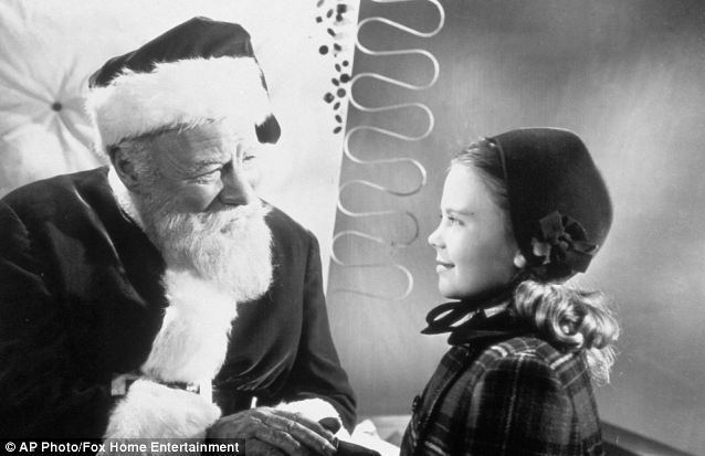 Miracle on 34th Street (1973 film) movie scenes Classic The 1947 film Miracle on 34th Street starring Edmund Gwenn