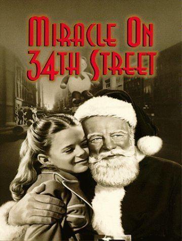 Miracle on 34th Street Amazoncom Miracle On 34th St bw Edmund Gwenn Maureen OHara