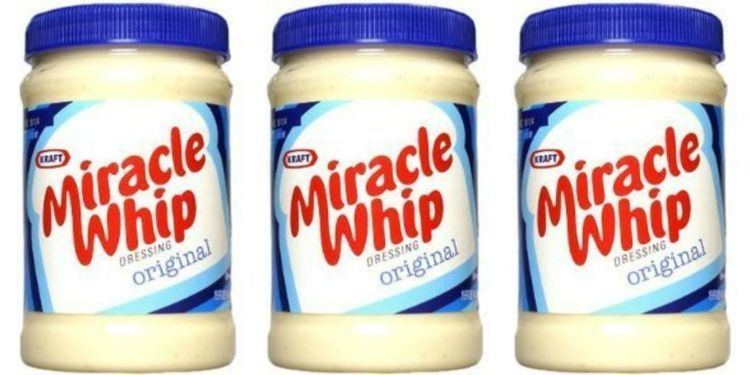 Miracle Whip Why Target Has Stopped Carrying Miracle Whip