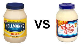 Miracle Whip What39s the Difference Miracle Whip vs Mayonnaise Neatorama