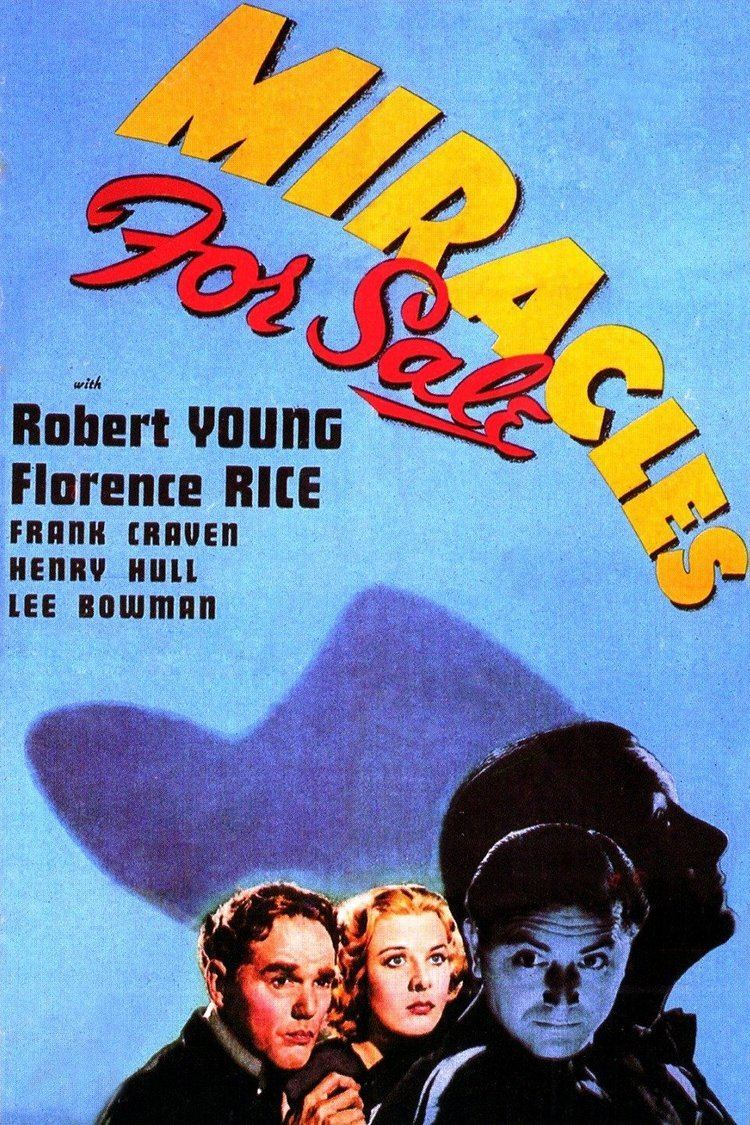 Miracles for Sale wwwgstaticcomtvthumbmovieposters37913p37913