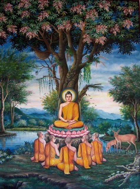 Miracles of Gautama Buddha