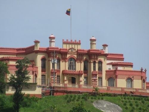 Miraflores Palace NationStates Dispatch Important Cities