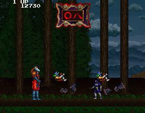 Mirai Ninja (video game) Mirai Ninja Videogame by Namco