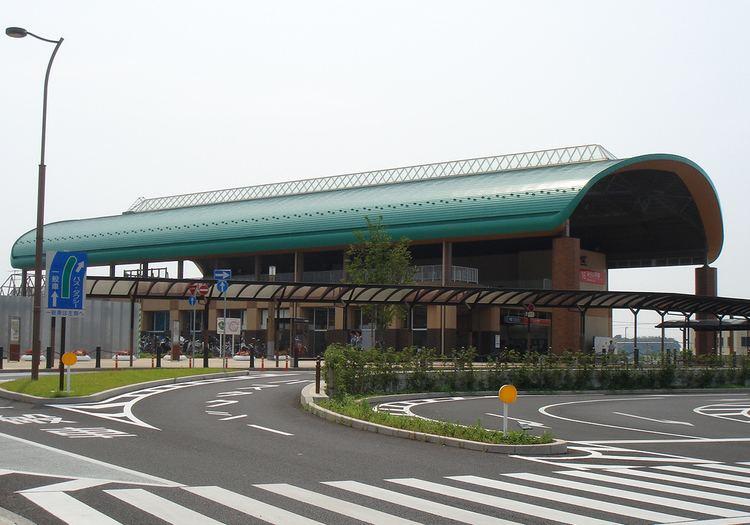 Miraidaira Station