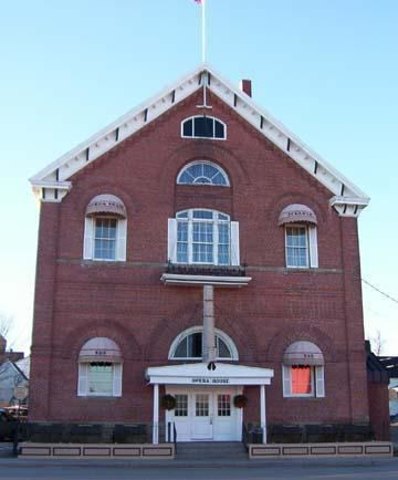 Miramichi Opera House HistoricPlacesca ImageImage