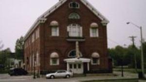 Miramichi Opera House Miramichi Opera House club hit by fire New Brunswick CBC News