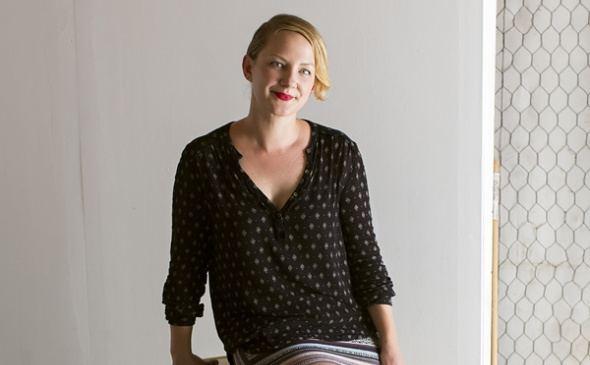 Miranda Bennett Miranda Bennett On Textile Designer and Home New York Tribeza