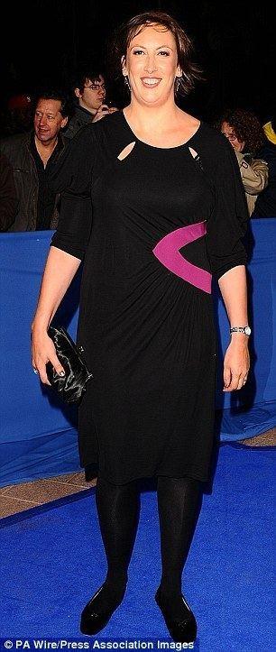 Miranda Hart Miranda Hart shows off her new slimmeddown figure as she runs