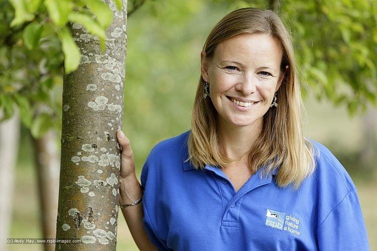 Miranda Krestovnikoff Guest blog from RSPB39s new president Miranda