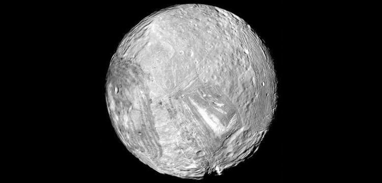 Miranda (moon) The Absolute Weirdness of Miranda Phenomena No Place Like Home