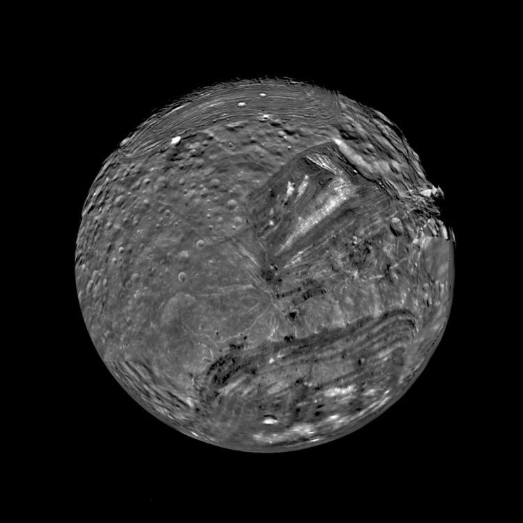 Miranda (moon) Miranda moon of Uranus Astronoo