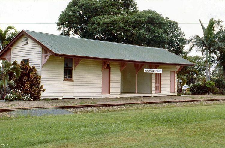 Mirani railway station, Queensland