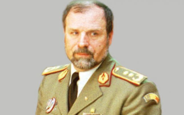 Mircea Chelaru Generalul Mircea Chelaru condamnat la trei ani de