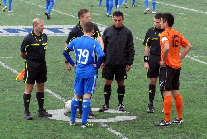 Mircea Ilcu September 29 2012 CSLNorth York Astros vs Montreal