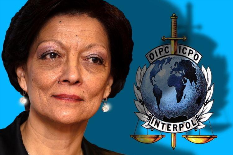 Mireille Ballestrazzi Interpol39e ilk kadn bakan seildi