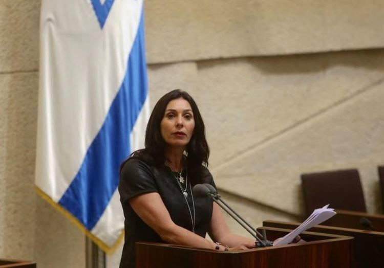 Miri Regev Regev We won39t fund those who slander Israel Israel