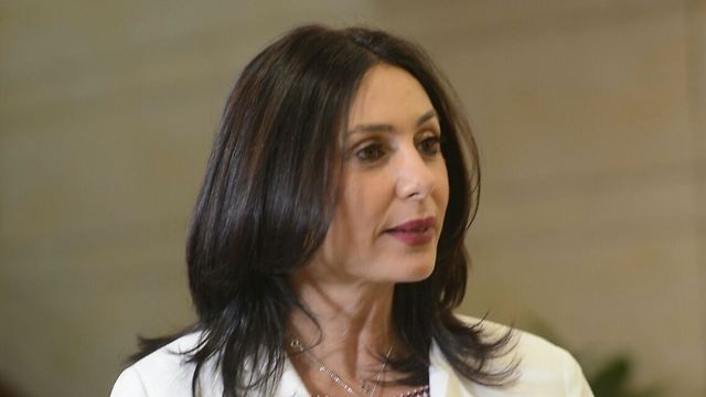 Miri Regev Regev Israeli artists are ungrateful hypocritical