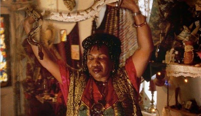 Miriam Chamani Menyeramkan Wanita Ini Lakukan Ritual Vodoo Berumur 200 Tahun