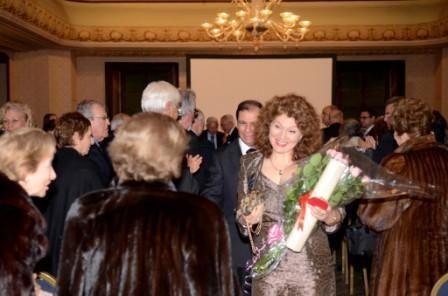 Miriam Gauci Gauci Miriam AwardsMalta Society of Arts