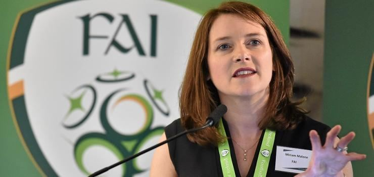 Miriam Malone Miriam Malone appointed as CEO of Paralympics Ireland Football