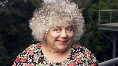 Miriam Margolyes A love affair now strengthened by citizenship