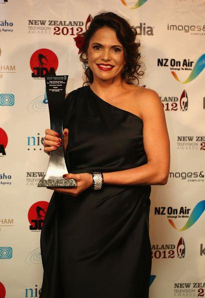 Miriama Smith Miriama Smith Pictures 2012 New Zealand Television