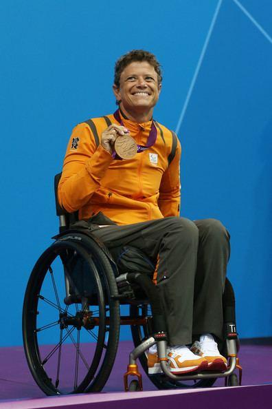 Mirjam de Koning Mirjam de KoningPeper Photos Photos 2012 London Paralympics Day