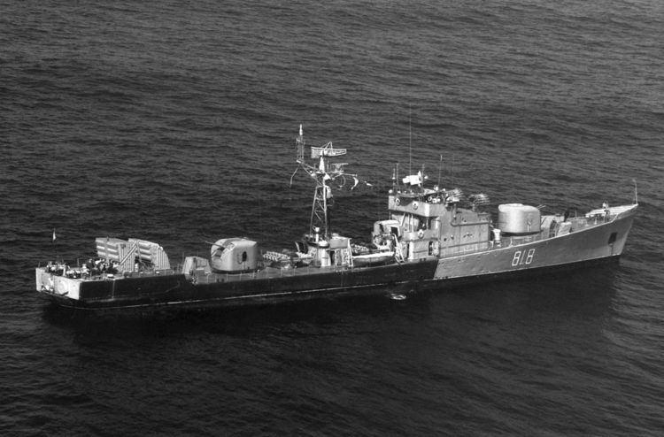 Mirka-class frigate