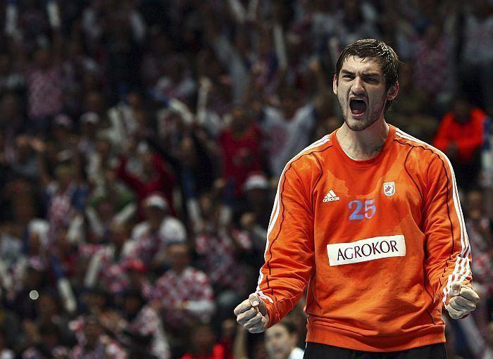 Mirko Alilovic Croatia39s Mirko Alilovic reacts during their Men39s World
