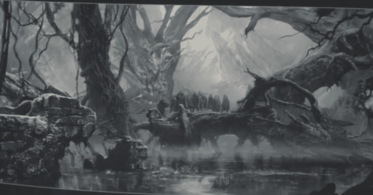 Mirkwood The Mysteries of Mirkwood in The Hobbit The Desolation of Smaug