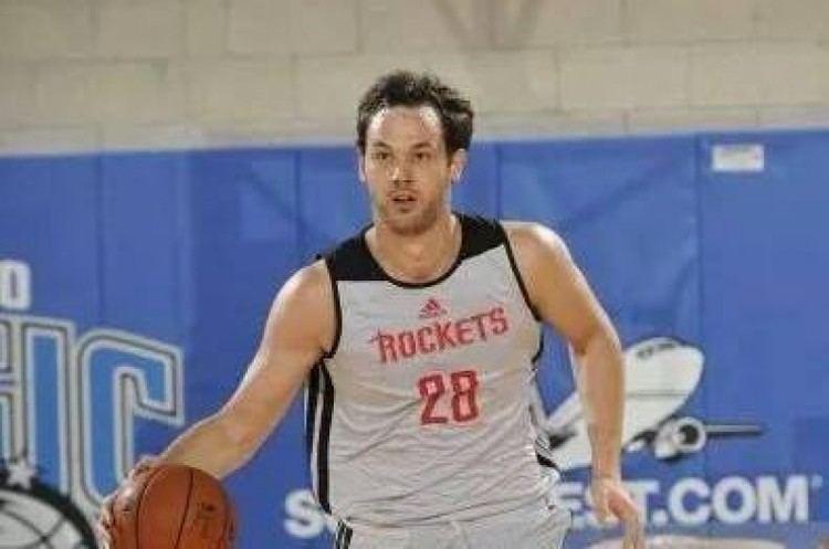 Miro Bilan Miro Bilan odlian na startu Ljetne NBA lige u Orlandu
