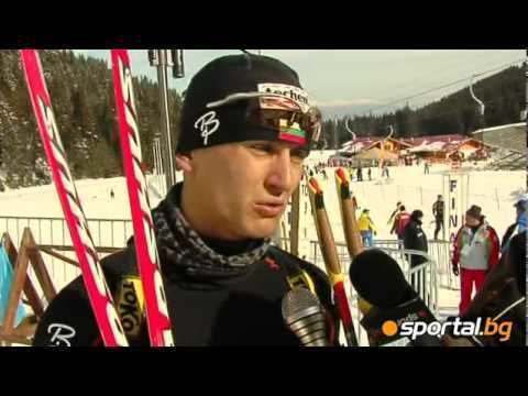 Miroslav Kenanov EC Biathlon Interview with Miroslav Kenanov YouTube
