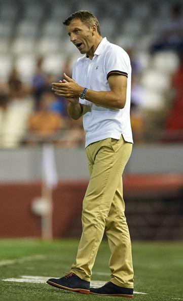 Miroslav Đukić Miroslav Djukic Pictures Valencia CF v Malaga CF La Liga