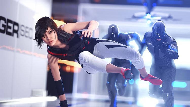 Mirror's Edge Catalyst News and Media Mirror39s Edge Catalyst Official Site