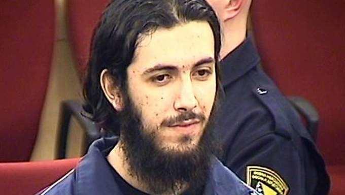 Mirsad Bektašević Terroristen Mirsad Bektasevic greps p vg till Syrien svenskarna
