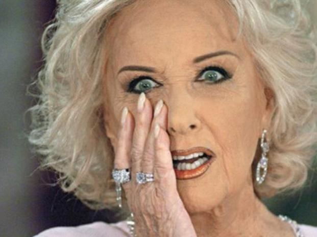 Mirtha Legrand Mirtha Legrand TKM Argentina