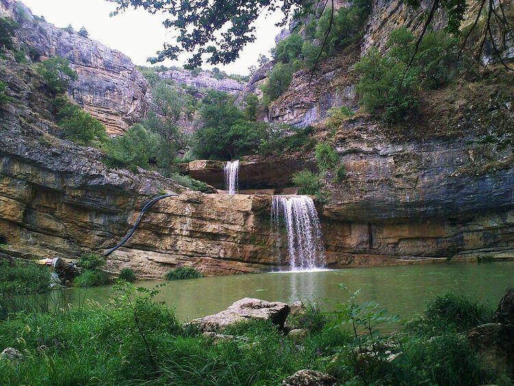 Mirusha waterfalls