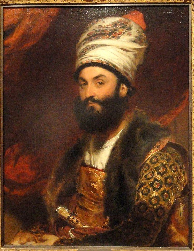 Mirza Abolhassan Khan Ilchi