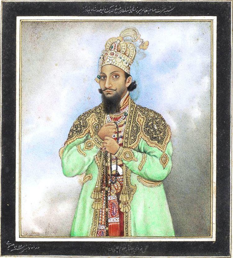 Mirza Fath-ul-Mulk Bahadur