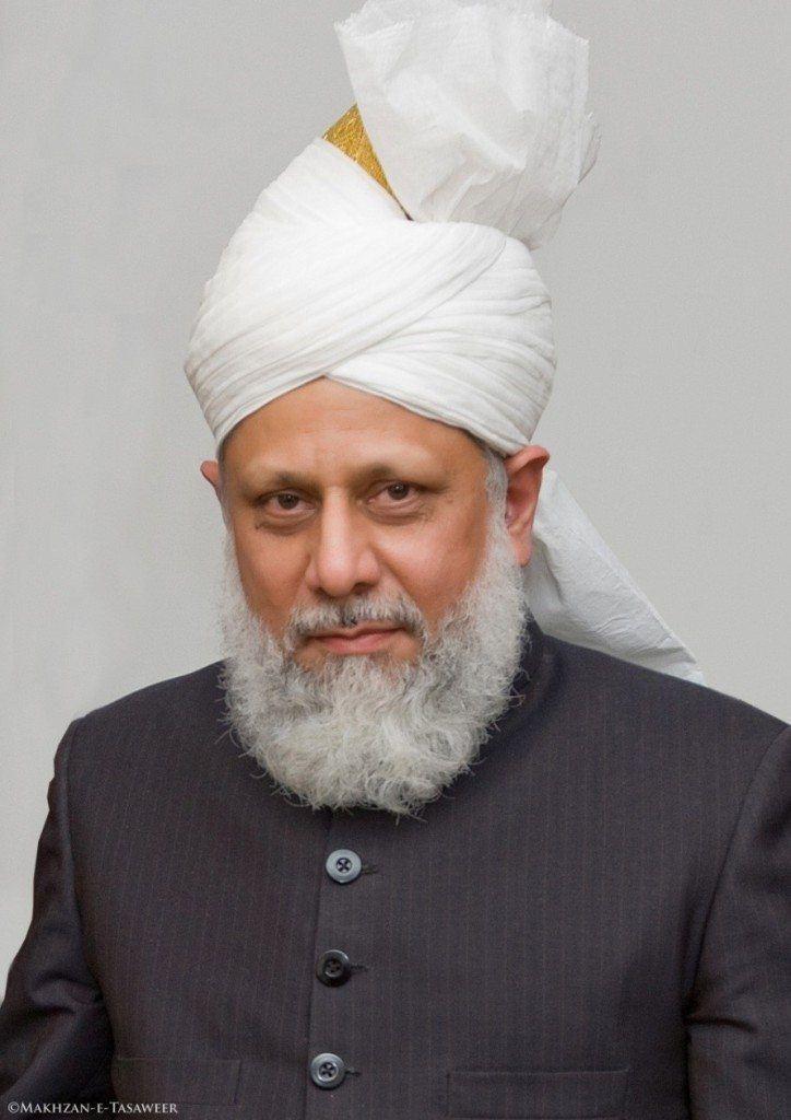 Mirza Masroor Ahmad wwwkhalifaofislamcomwpcontentuploads201411