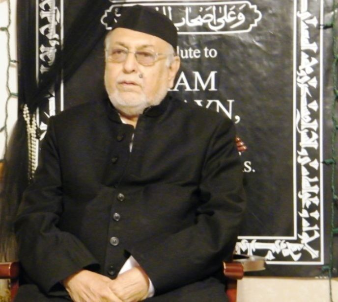 Mirza Mohammed Athar Our deepest condolences to the community friends and family of the