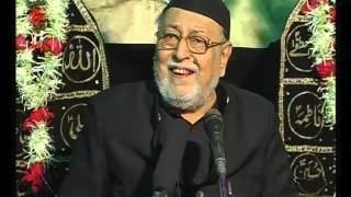 Mirza Mohammed Athar Maulana Mirza Mohammed Athar Majlis 9 Mahe Moharram 20122013