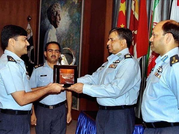 Mirza Zafar Air Marshal Mirza Zafar Hussain Air Officer Commanding Southern Air