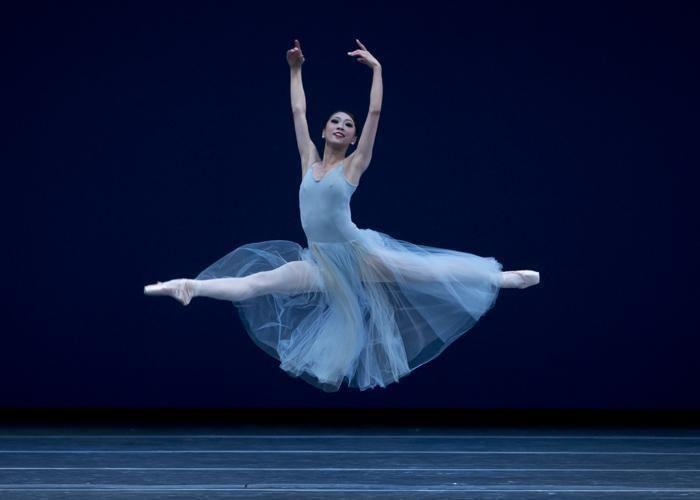 Misa Kuranaga Boston Ballet Balanchine Elo and Nijinsky in London